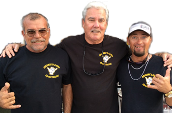 Our Cabo Fishing Team